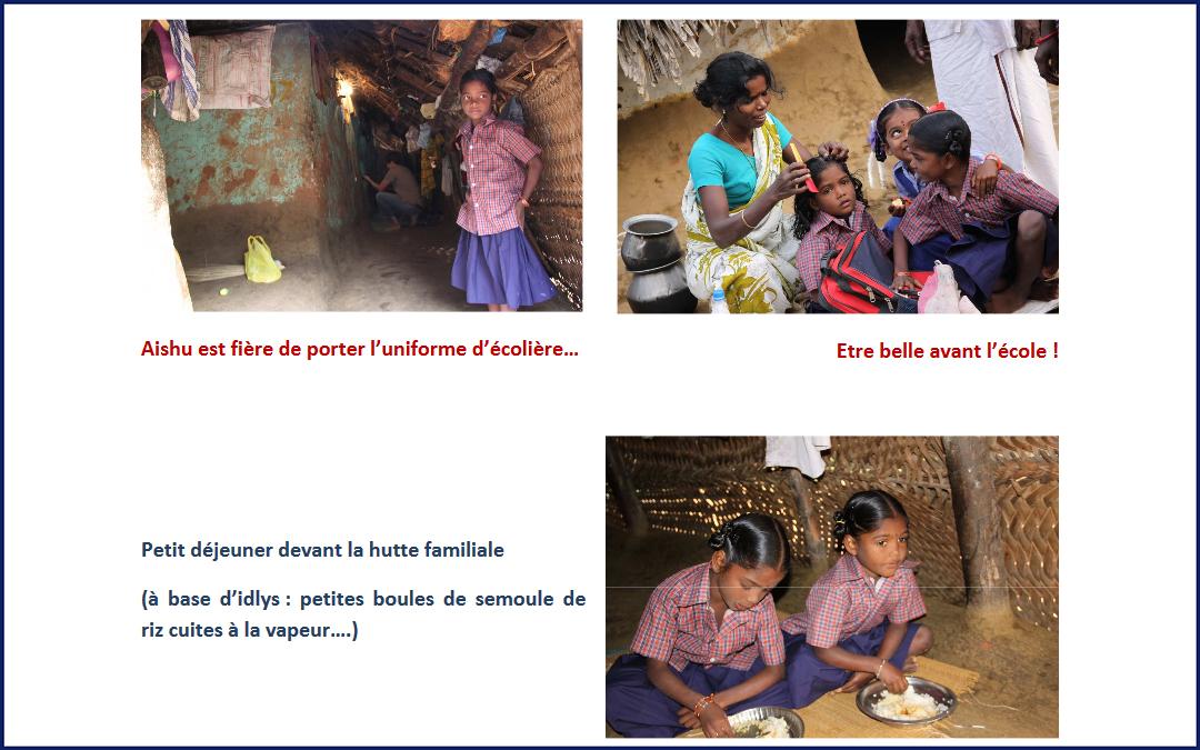 Lettre «Parrainage éducation» – JANVIER 2012