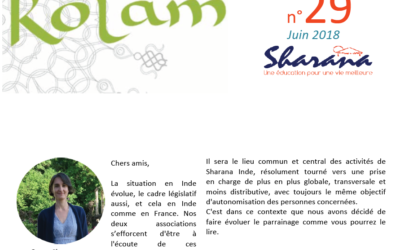 Journal « Kolam » n°29